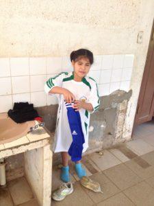 Bolivia, new socks & shirt